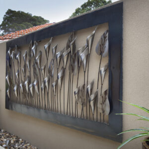 Metal Wall Art Exterior Designed Artwork For Your Home Or Business
